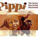 Pippi Longstocking - quote by ARTito