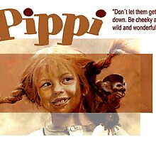 Pippi Longstocking - quote by ARTito