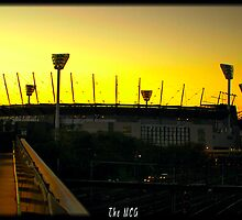 The MCG by Andrew Wilson