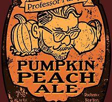 Professor Fussy's Pumpkin Peach Ale by manyhats
