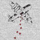 Love Bombs by David Barneda