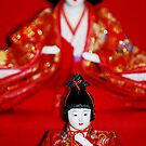Hina Dolls, Kyoto by Florence Berluteau