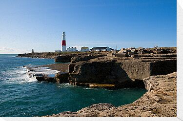 Portland Bill Lighthouse 2 by bubblebat