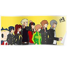 Hello/HowAreYou- P4 Side Poster