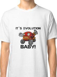 Evolution of Robots Classic T-Shirt