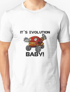 Evolution of Robots T-Shirt