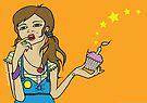 Birthday Girl by doodlesbydanni