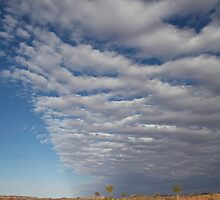 landscapes #129, weather front by stickelsimages