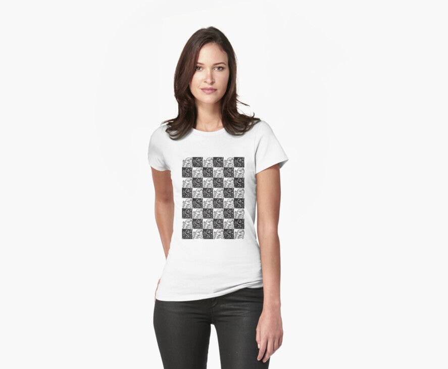 Checkers by Laura Clitheroe