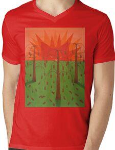 Suncat Mens V-Neck T-Shirt