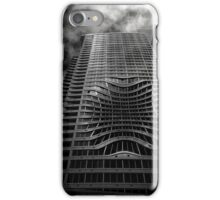 Caving Building iPhone Case/Skin