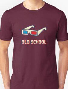 Old School 3D T-Shirt