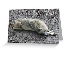 I Dreamt Of You Greeting Card
