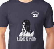Dundee legend Claudio Caniggia Unisex T-Shirt