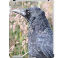 Bore Black Feathers iPad Case/Skin