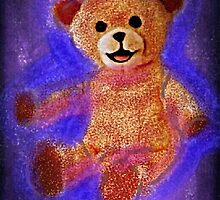Snuggle bear, the gift by Anna  Lewis