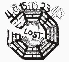 Lost Dharma Numbers by Francerost