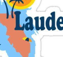 Fort Lauderdale.  Sticker