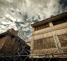 Lunatic asylum, Wolston Park, Brisbane by Tim  Geraghty-Groves
