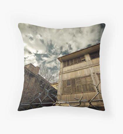 Lunatic asylum, Wolston Park, Brisbane Throw Pillow
