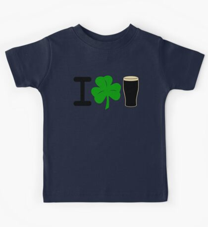 I Rock Guinness - light Kids Tee