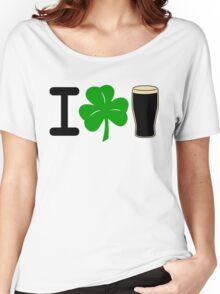 I Rock Guinness - light Women's Relaxed Fit T-Shirt
