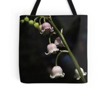 Lily of the Valley Rosea Tote Bag