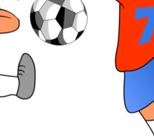 Soccer Kids Sticker