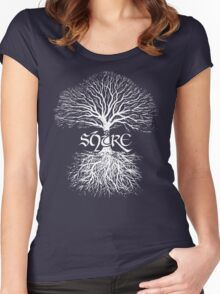 The Shire Women's Fitted Scoop T-Shirt