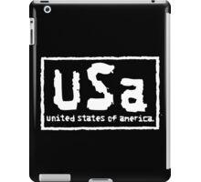 USA N Dubbya O iPad Case/Skin