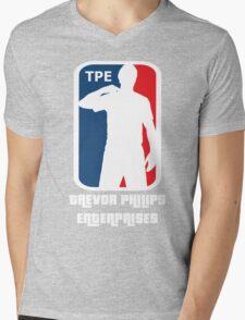 T.P.E. Mens V-Neck T-Shirt