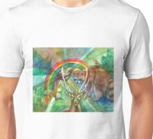 The Rainbow Cocoon Unisex T-Shirt