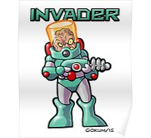 Invader Poster