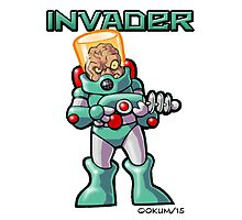 Invader Photographic Print