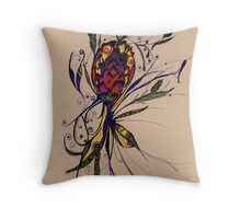 From An Underwater Garden Throw Pillow