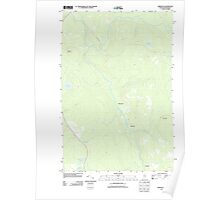 Maine USGS Historical Map Griswold 20110909 TM Poster