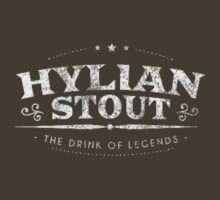 Hylian Stout - The Drink of Legends by TumblrVerse