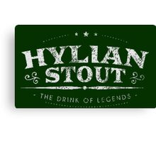 Hylian Stout - The Drink of Legends Canvas Print
