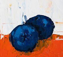 Sunken Blueberry by ebuchmann