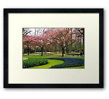 Keukenhof Gardens 2 Framed Print