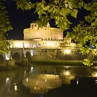 Castel Sant'Angelo by LeeMartinImages