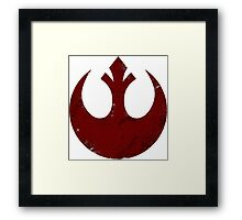 The Rebellion Framed Print