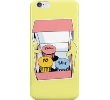 Treat Yo Self iPhone Case/Skin