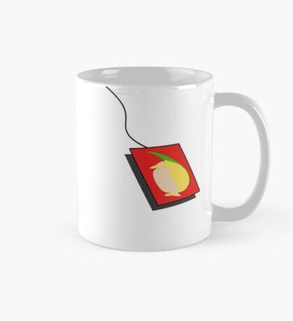 Link flavoured tea. Mug