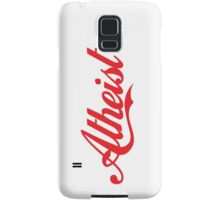 Atheist 'Coke' Design (any background) Samsung Galaxy Case/Skin