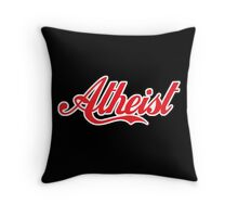 Atheist 'Coke' Design (any background) Throw Pillow