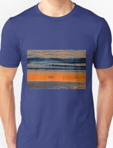 Abstract Water Sunset T-Shirt