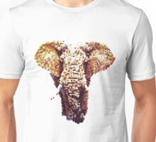 Elephant Two Unisex T-Shirt