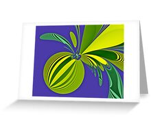 Limon Greeting Card