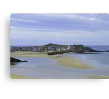 Coastline. Canvas Print